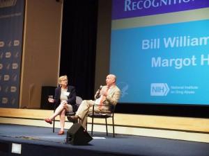 Bill Williams and Margot Head Q&A